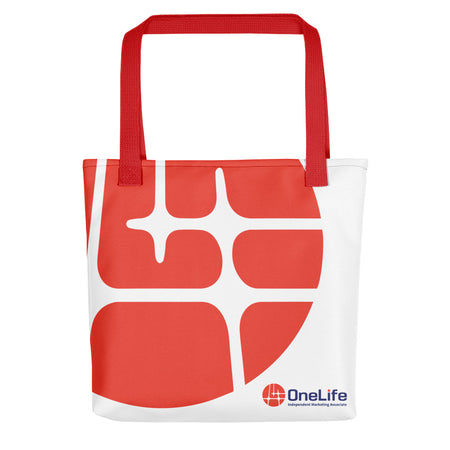 Red OneLife Handbag