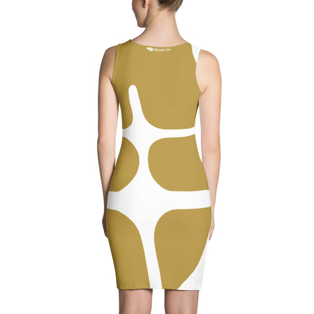 OneLife Gold Dress