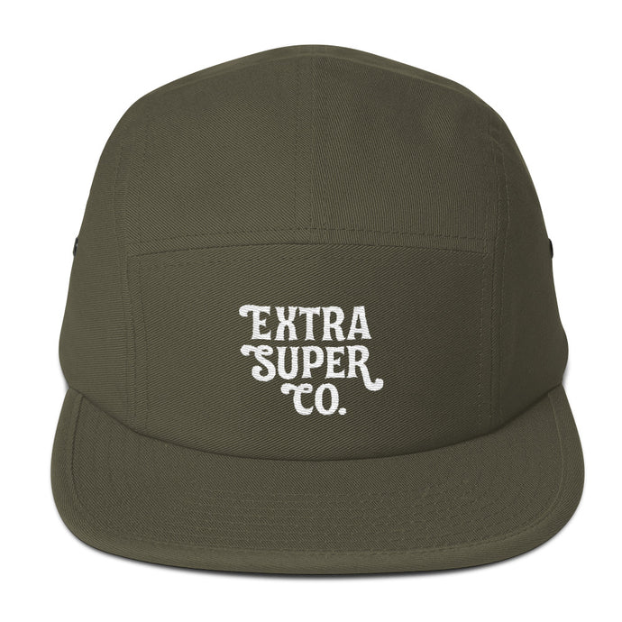 Extra Super 5-Panel Cap