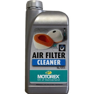 MOTOREX 1L AIR FILTER CLEANER