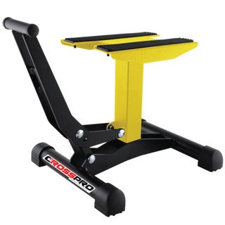 CROSSPRO XTREME YELLOW LIFT STAND