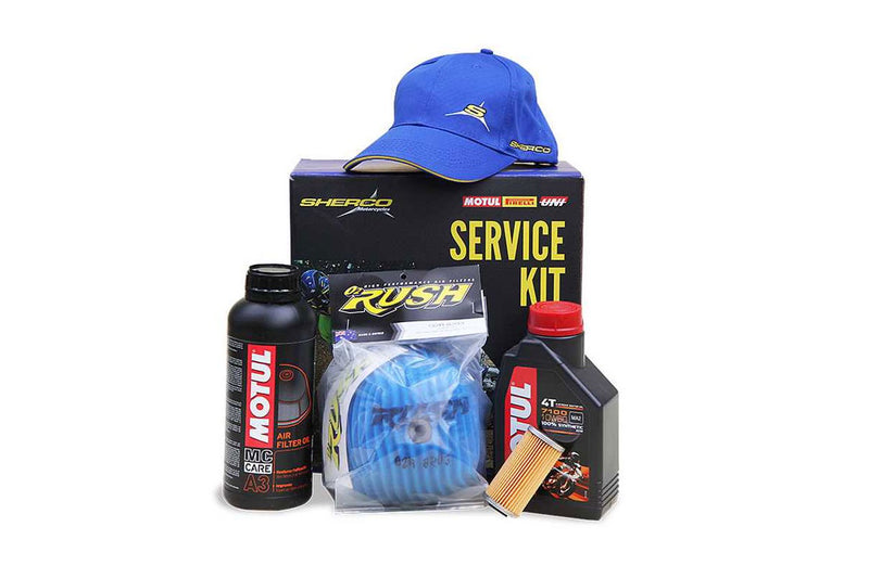 SHERCO SERVICE KIT 4 STROKE | SHERCO | MX247 Motorcycle Parts, Clothes & Accessories