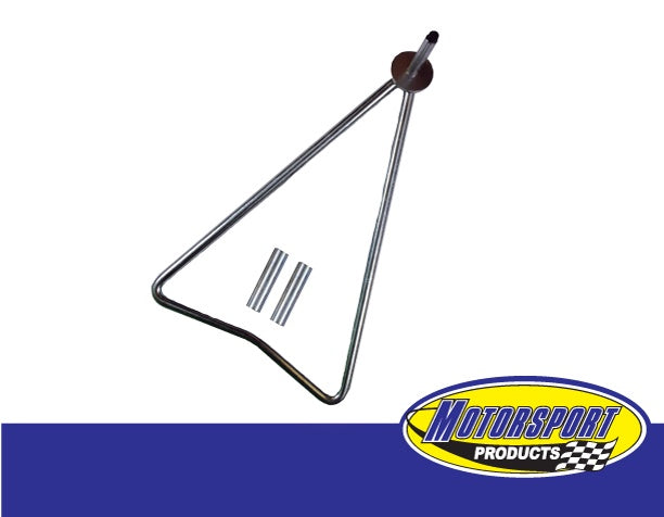 UNIVERSAL MOTORCYCLE TRIANGLE STAND