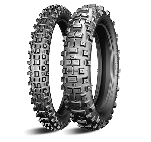 MICHELIN ENDURO COMPETITION VI 90/90 - 21 TYRE