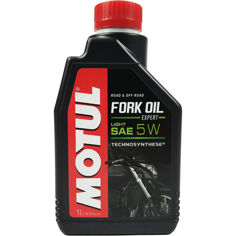 MOTUL 5W LIGHT EXPERT 1L FORK OIL