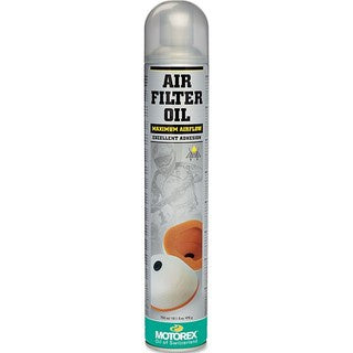 MOTOREX 750ML 655 AIR FILTER OIL SPRAY | MOTOREX | MX247 Motorcycle Parts, Clothes & Accessories