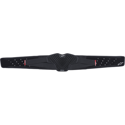 ALPINESTARS SEQUENCE YOUTH KIDNEY BELT BLACK/RED
