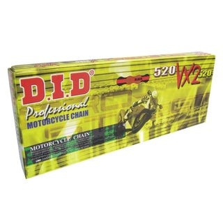 D.I.D 520 VX2 PRO X-RING MOTORCYCLE CHAIN | D.I.D PROFESSIONAL MOTORCYCLE CHAIN | MX247 Motorcycle Parts, Clothes & Accessories
