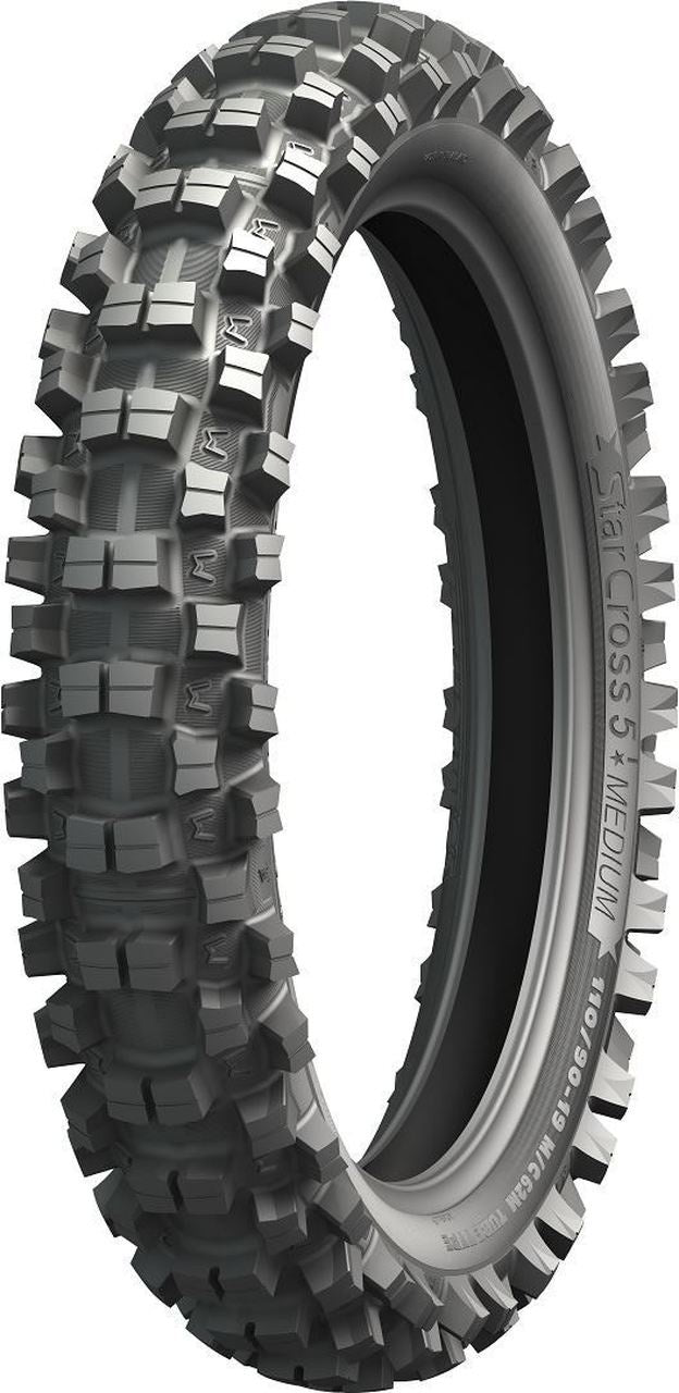 MICHELIN STARCROSS 5 100/100-18 59M MEDIUM REAR TYRE