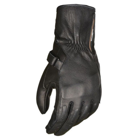 MACNA MOON WOMENS BLACK GLOVES