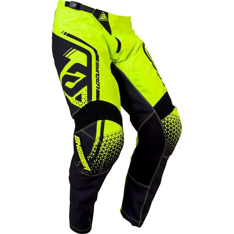 ANSWER SYNCRON DRIFT HYPER ACID/BLACK PANTS
