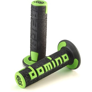 DOMINO A360 BLACK/GREEN COMFORT GRIPS