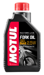 Motul Factory Line Fork Oil 2.5W (Very Light)-1L