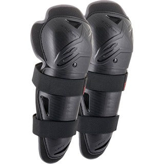 ALPINESTARS BIONIC ACTION KNEE PROTECTOR BLACK/RED OS