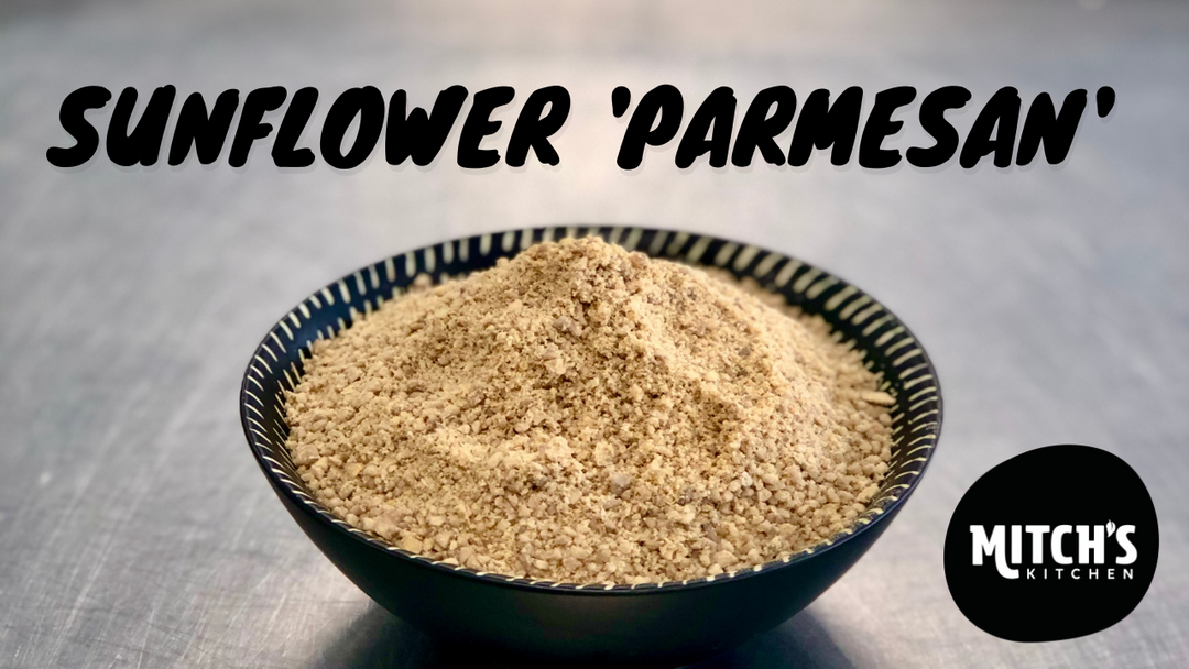 Sunflower Parmesan Recipe