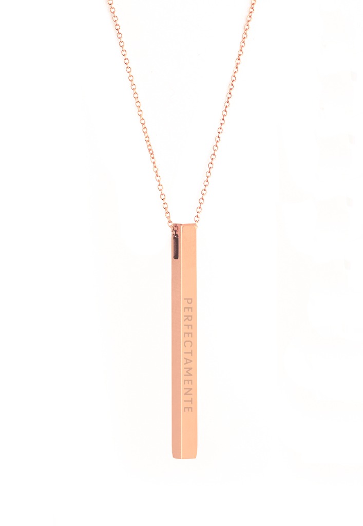 Soul Necklace Perfectamente imperfecta