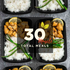 30 Meals for 30 Days (Muscle)