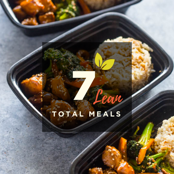 1 Meal/Day for 7 Days (Lean)