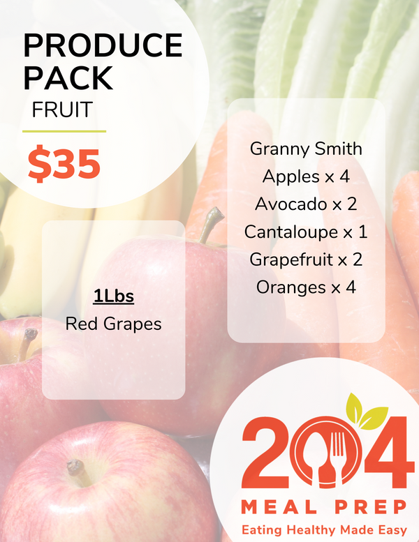 Produce Pack - Small Fruit
