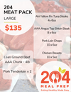 204 Meat Pack - Large