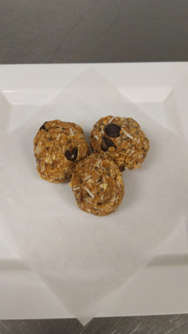 Almond Joy Protein Power Balls