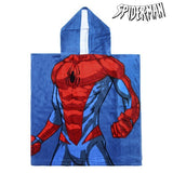 Poncho-Towel with Hood Spiderman 74188