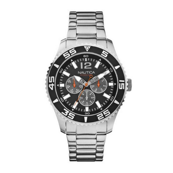 Men's Watch Nautica A15656G (44 mm)