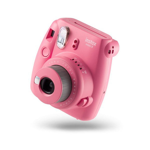 Instant camera Fujifilm Instax Mini 9 Light pink