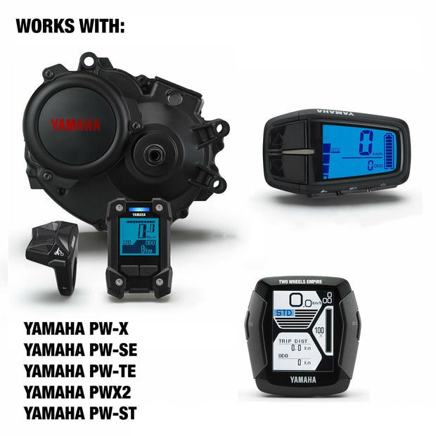 SpeedBox 2.0 for Yamaha ebike chip SB