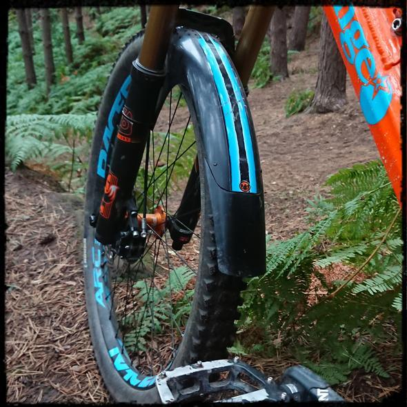 Mudhugger Extender Front Mudhugger Two Wheels Empire