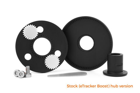 eBike Tuning Kit Planet3 for Giant Trance E+3Pro 2020 ebike chip Planet3 With Stock (eTracker) Hub