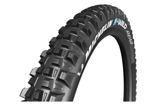 Michelin E-Wild Front & Rear E-Gum-X Tires Tyre Michelin