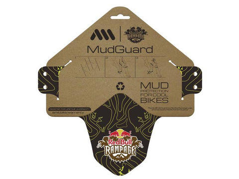 AMS X RED BULL RAMPAGE MUD GUARD Mud Guard All Mountain Style