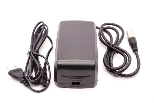 E-BIKE Giant Smart Charger 5 Pins 36V 4A with UK/Euro Power Plugs Ebike charger Electric Garage