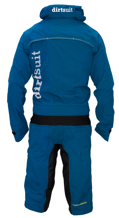Dirtlej Dirtsuit Classic Edition waterproof overalls for E-bike tracksuit Dirtlej