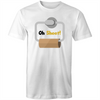 Oh Sheet No Toiler Paper T-shirt Coronavirus