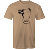 The End is Near Toilet Paper T-shirt Coronavirus