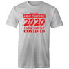 I Will Survive COVID-19 2020 Pandemic Coronavirus T-Shirt