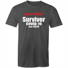 Quarantine Survivor COVID-19 est 2020 T-shirt