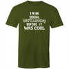 I Was Social Distancing Before It Was Cool T-shirt Coronavirus