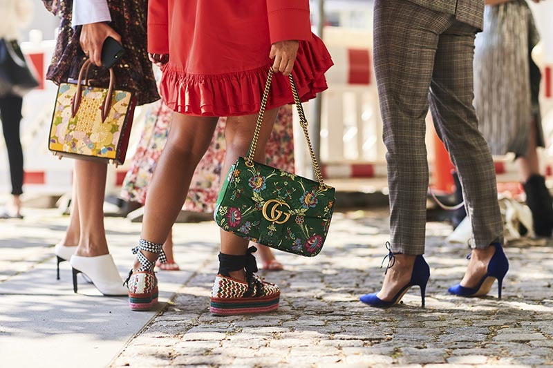 BEST SHOES AND HANDBAGS ON STREET OF COPENHAGEN FASHION WEEK SS 2018