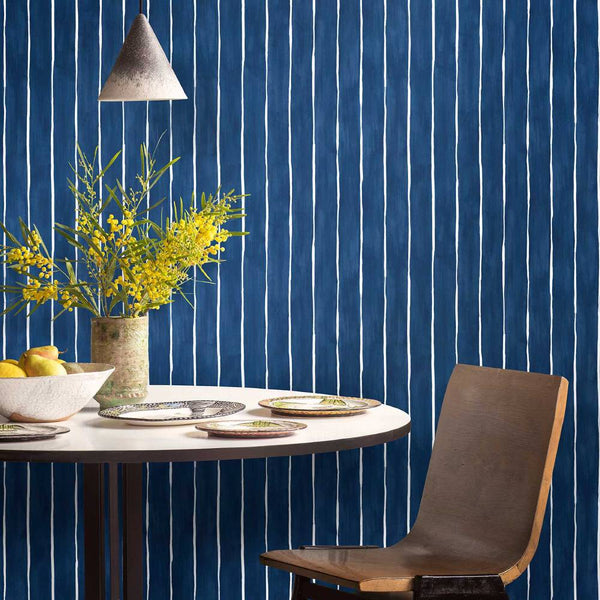 Marquee Stripe Wallpaper - Cole & Son