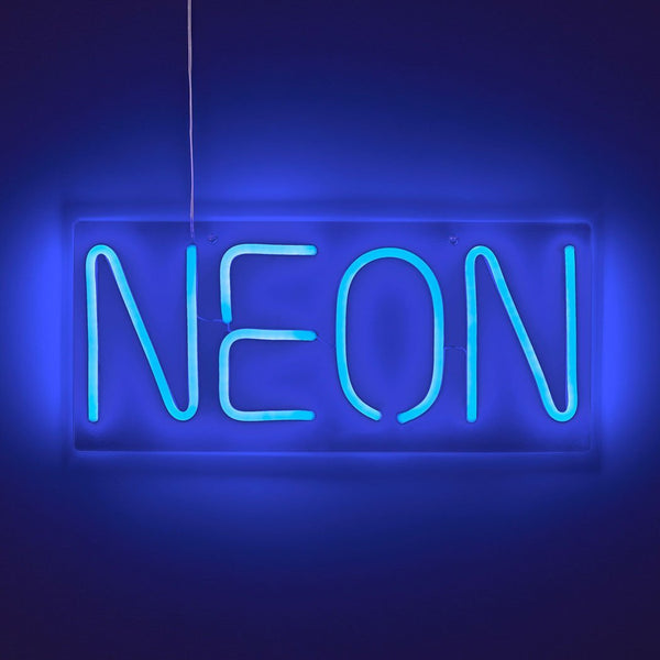 Neon LED Wall Sign Light