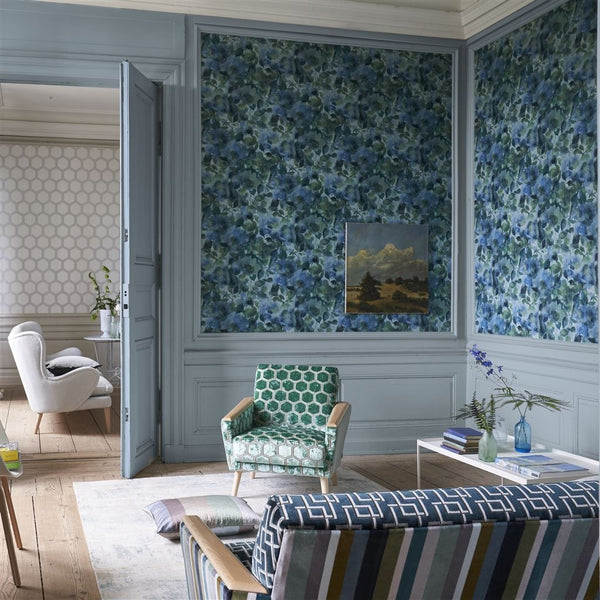 Surimono Wallpaper - Designers Guild