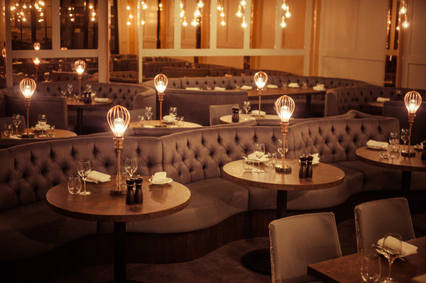 Industville Interiors at The Woodford by Rob Howe