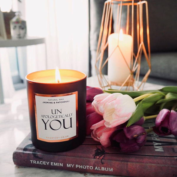 Unapologetically You Scented Candle
