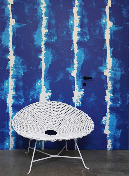 Addiction Wallpaper In Water Colours By Paola Navone@ NLXL