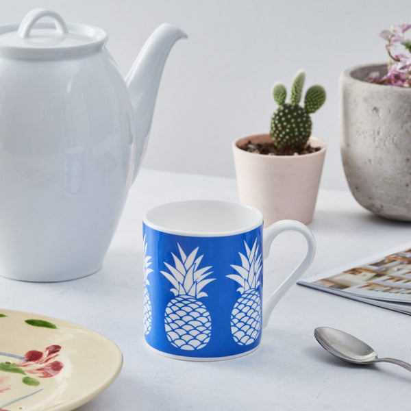 Pineapple Mug - Graduate Collection - Lime Lace Interiors