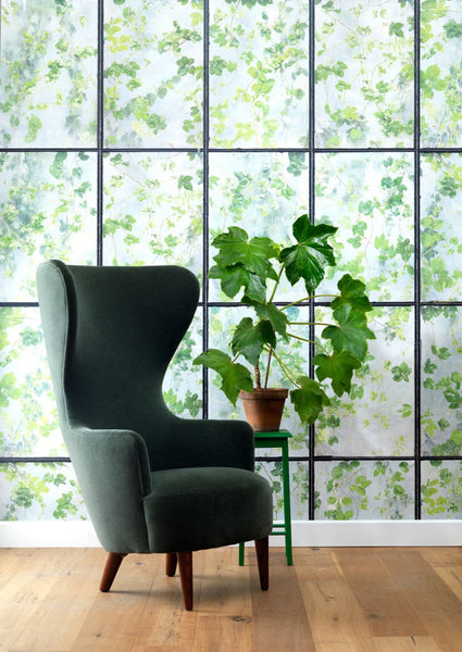 Greenhouse Wallpaper by Erik Gutter at Lime Lace Interiors