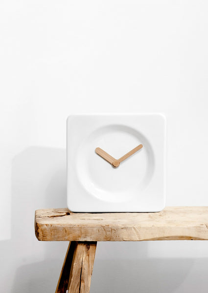 LEFF amsterdam tile clock at Lime Lace Interiors